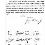 Atatürk İmzalı Kararnameler 2