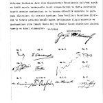 Atatürk İmzalı Kararnameler 3