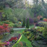 Hem Doğa Hem Ekonomiye Hazandırmanın En Güzel Örneklerinden Butchart Gardens (6)