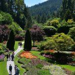 Hem Doğa Hem Ekonomiye Hazandırmanın En Güzel Örneklerinden Butchart Gardens (8)